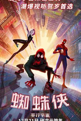 《蜘蛛侠:平行宇宙》经典名句